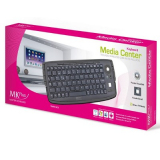 Teclado MK Plus Media Center ultra slim TG6901MCE
